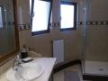 Sunshine 1Large toilet with shower