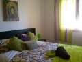 Villa Sunshine Lime room 160x200 bed