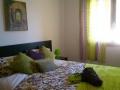 Villa Sunshine Lime room 160x200 bed